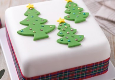 41 Christmas Cake Ideas Goodtoknow