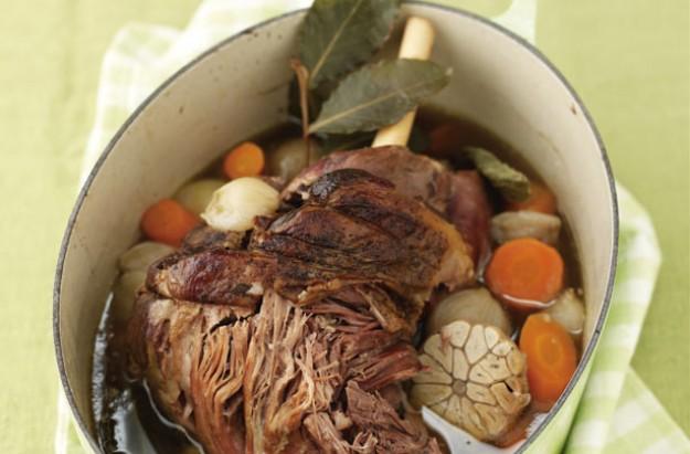 Slow Cooked Pot Roast Lamb Recipe Goodtoknow
