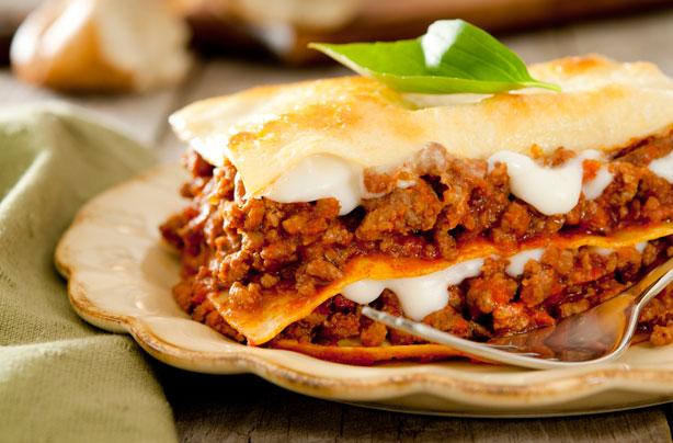 Italian three cheese lasagne recipe  goodtoknow