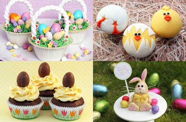 Easter Cupcakes Uk