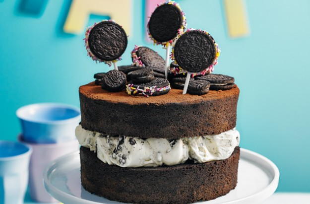 Oreo Layer Cake Recipe Goodtoknow
