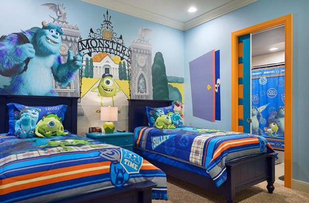 monsters inc bedroom ideas | www.redglobalmx.org