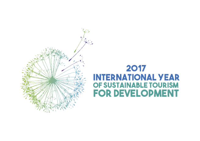 2017 International Year of Sustainable Tourism