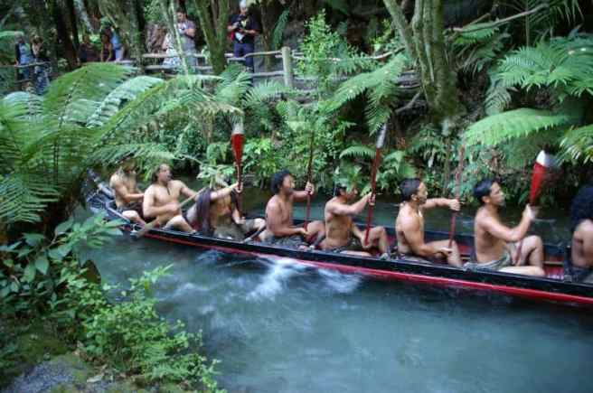 Rural tourism and cultural experience in New Zealand