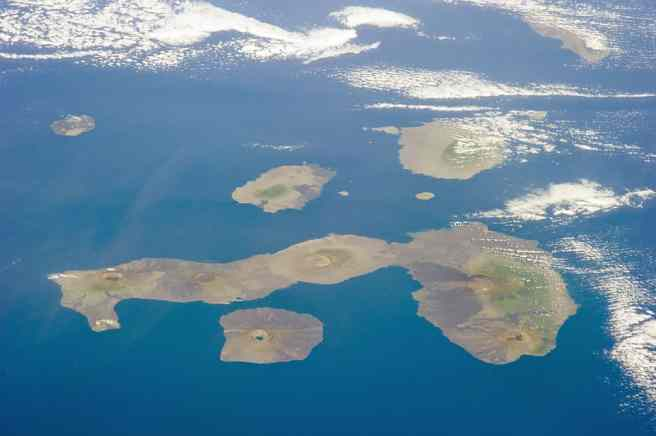 Galapagos tourism threatens the native wildlife on the volcanic archipelago