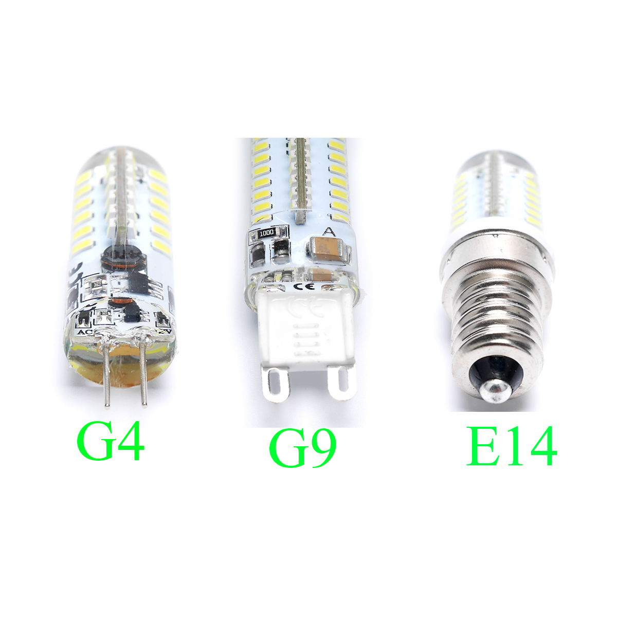 Halogen E14 Wow G4 G9 E14 Led Capsule Bulbs Replace Halogen Lamp