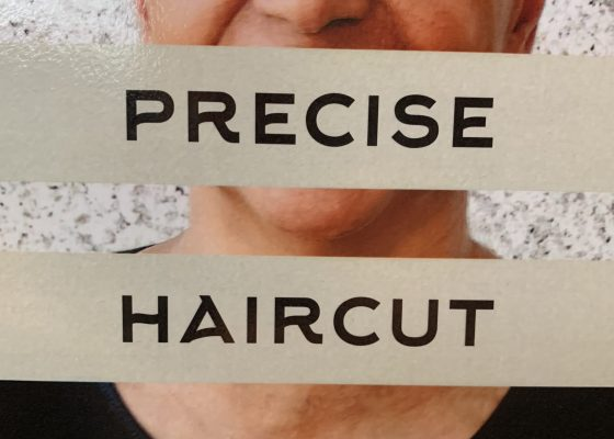 By My Precise Haircut by Cheryl Clarke