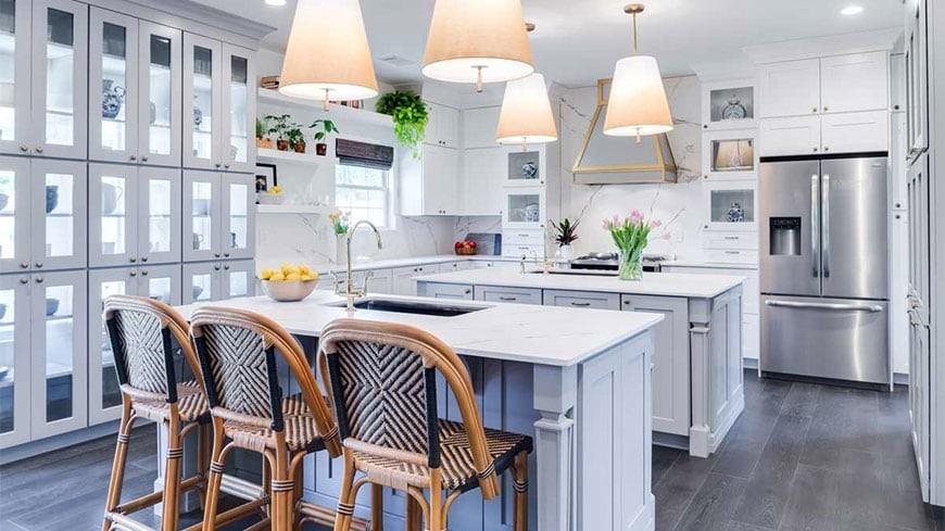 waypoint kitchen cabinets sliding shelves good value home improvement center