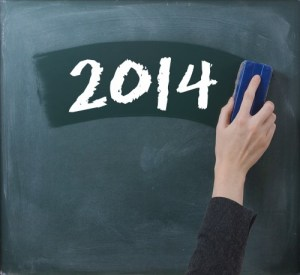 clean slate for the new year