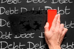 How to erase debt with LOA