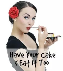 Manifesting with a Cake List