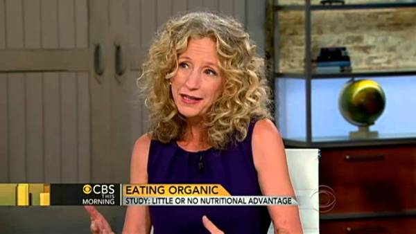 Organic food not more nutritious says study