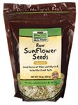 Raw Sunflower Seeds – Unsalted 16 oz Pkg by NOW Foods