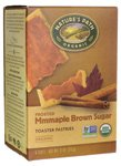 Nature's Path Organic Frosted Toaster Pastries Brown Sugar Maple Cinnamon — 11 oz