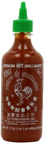 Huy Fong, Sriracha Hot Chili Sauce, 17 Ounce Bottle