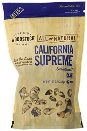 Woodstock All-Natural California Supreme Mix, 10 Ounce