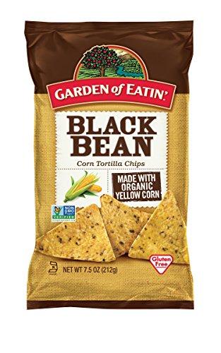 Garden of Eatin' Black Bean Corn Tortilla Chips, 7.5 Ounce
