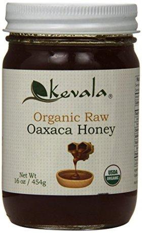 Kevala Organic Raw Oaxaca Honey, 16 Ounce