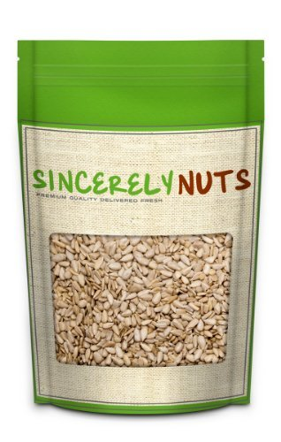 Sincerely Nuts Organic Sunflower Seeds – Hulled (Raw, No Shell) 3 Lb