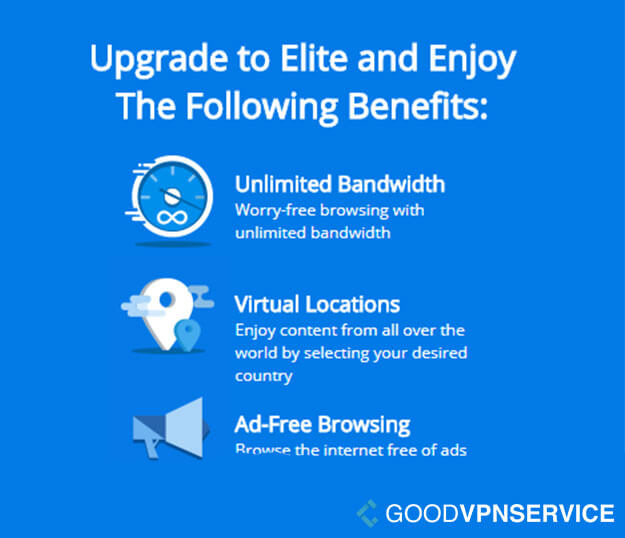 Benefits HotSpot Shield