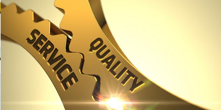 service vs quality
