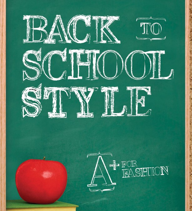 High School Back to School Fall '17 Trend Report