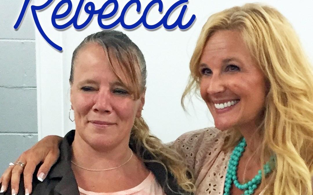 Goodwill Style Makeover – Rebecca