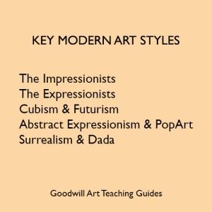 Modern Art Styles