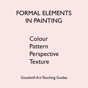 Formal Elements in Painting
