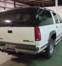 1995 gmc suburban rear [ 1350 x 1012 Pixel ]