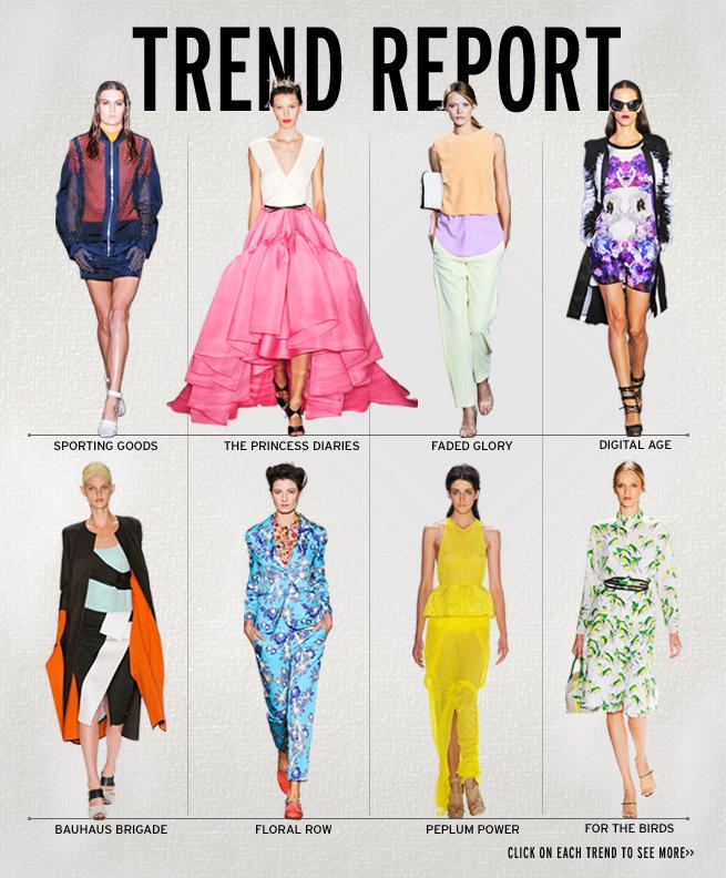 sneak peek spring fashion