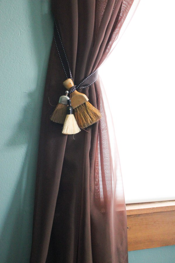Diy Decorative Curtain Tie-backs Goodwill Industries Of