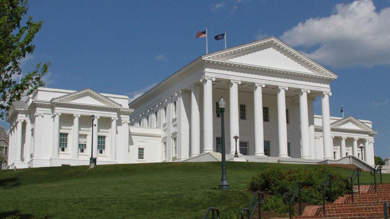Virginia Goodwills Visit Capitol Hill