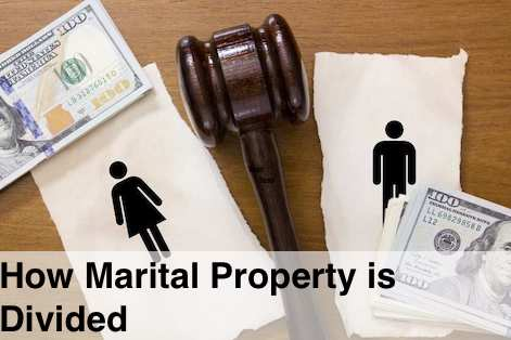 How Marital Property is Divided