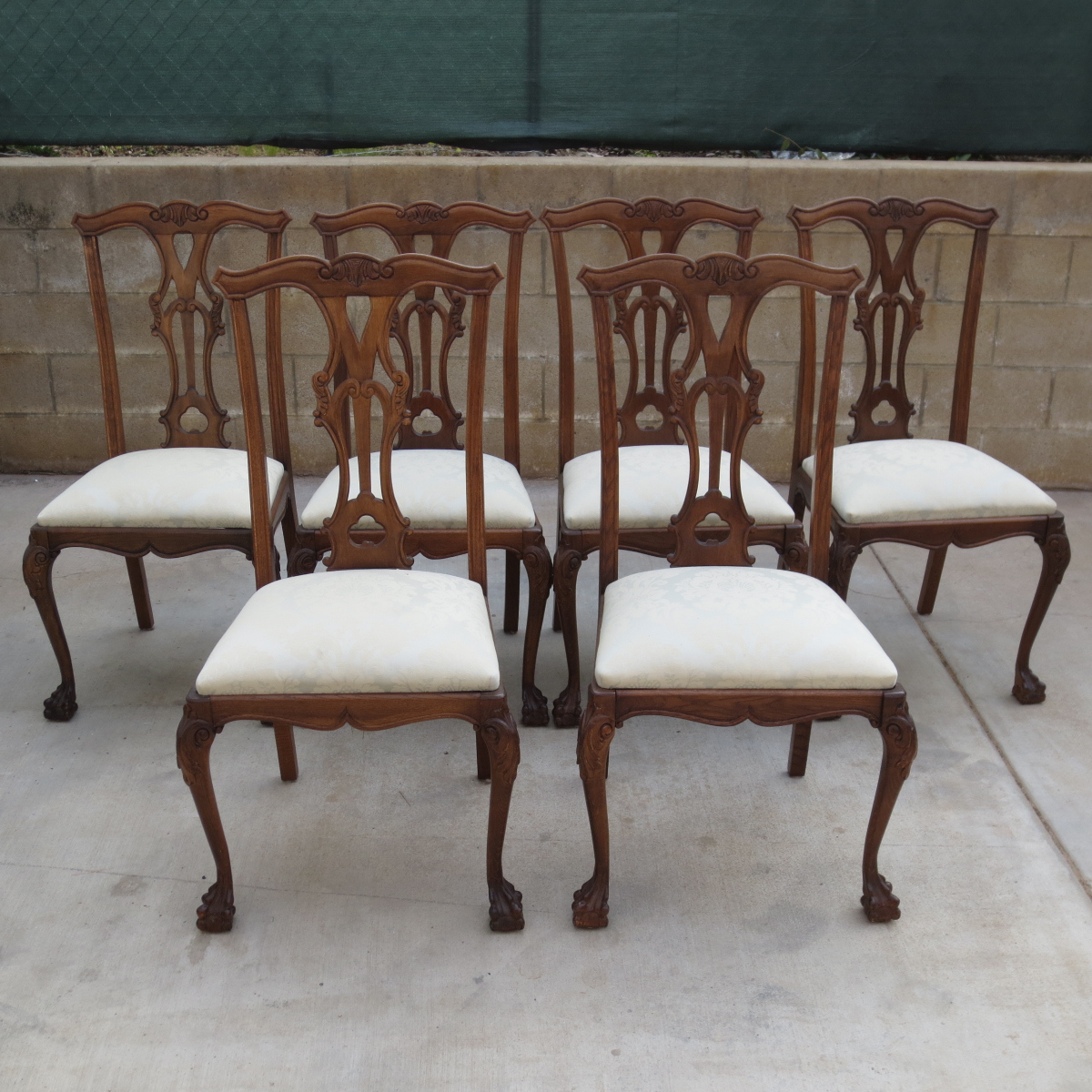 Vintage Dining Chair Choosing Antique Dining Chairs For Your House