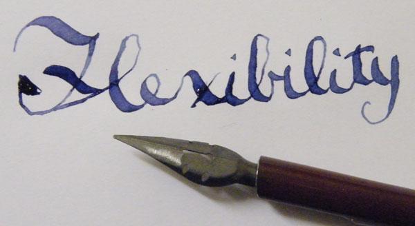 flex ramblings goodwriterspens s