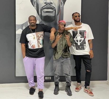 Don Jazzy & D'Prince Publicize Details For Ruger's Debut EP