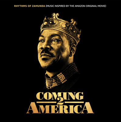 "Full Soundtrack of ""Coming 2 America"" featuring Tekno, Burna Boy, Tiwa Savage, & Davido  Listen!"