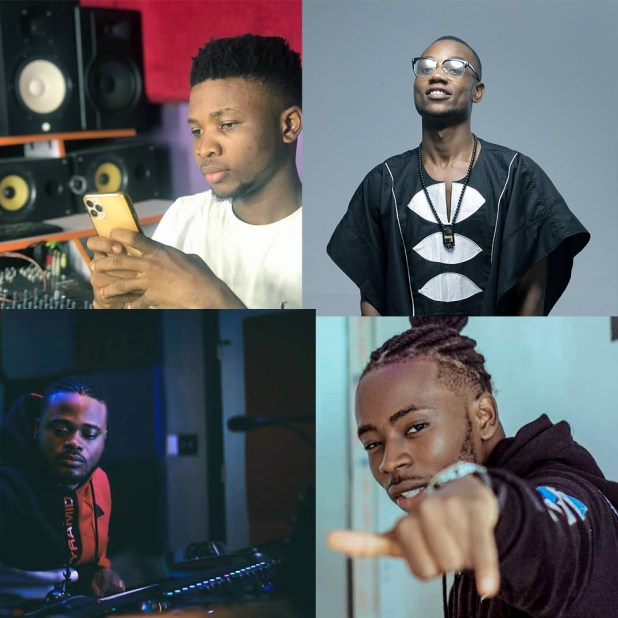 See a list of Talented Music Producers you might want to work with