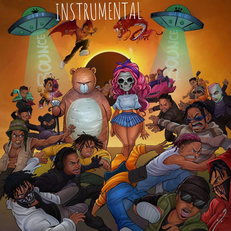 Instrumental: Rema – Bounce