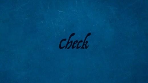 """Wizkid – """"Check"""""""