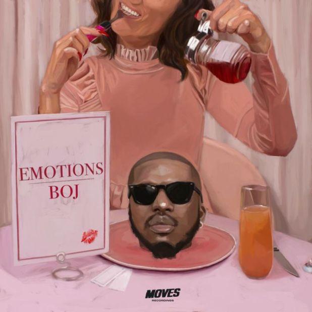 BOJ – Emotions (Prod. by Krizbeatz)