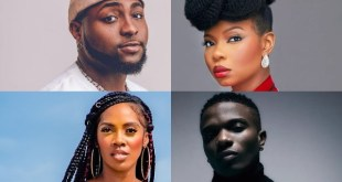 10 Most Followed African Artistes On Instagram