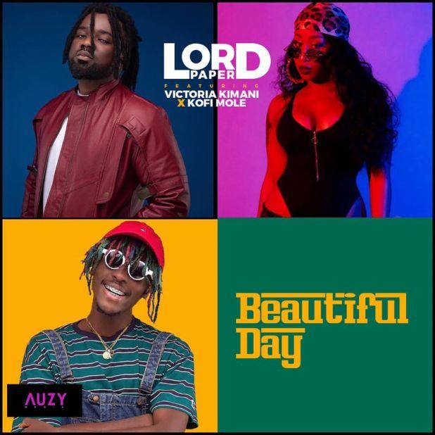 Lord Paper ft. Victoria Kimani & Kofi Mole – Beautiful Day (Remix)