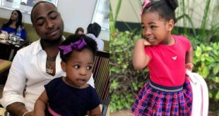 Davido's first daughter Imade Adeleke has bagged an endorsement deal with the Eva Soap Nigeria.