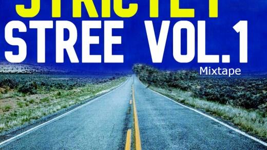 Dj Mix download: Dj Jamzy - Strictly Street Vol.1 Mixtape