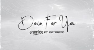Aramide – Down For You ft. Boybreed download