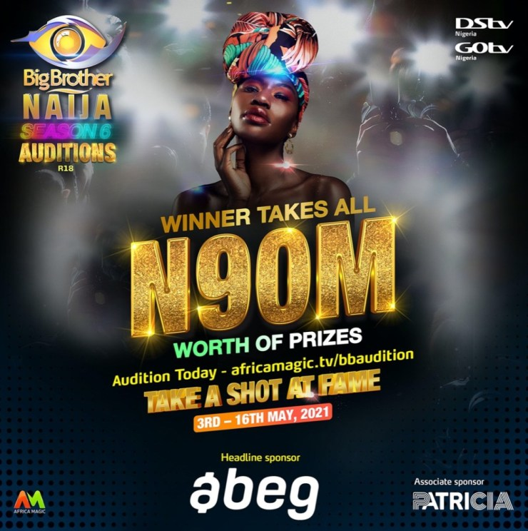 BBNaija Fans to win 1 Million Naira each for watching the show