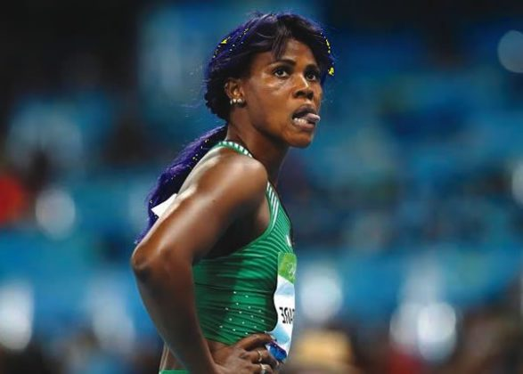 Tokyo2020: Okagbare & Nwokocha Book Semi Final Spots in Women's 100 Meters
