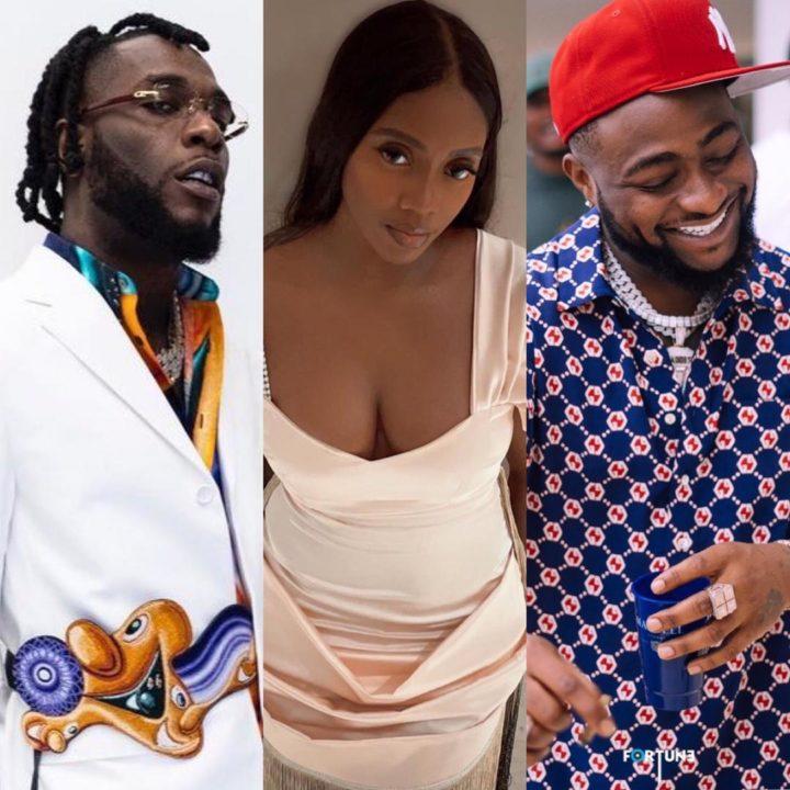 Burna Boy, Davido and Tiwa Savage Join Star-Studded Lineup for Global Citizen Live 2021
